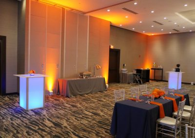 Banquet Hall up lighting