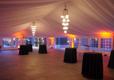 Tent Up lighting 3